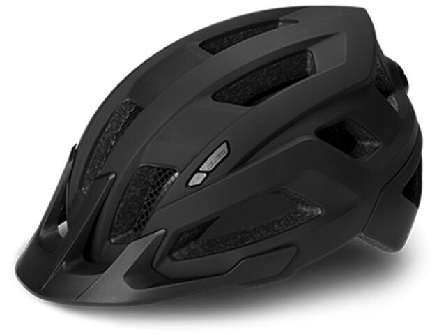 Cube Steep Cykelhjelm sort (2019) | Helmets